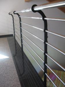 Geländer, Wohnzimmer