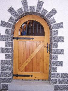 Tür, Haibach