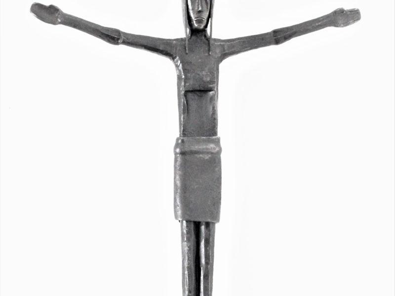 Christus geschmiedet,