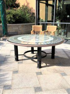 Tisch, rund